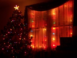 Cheryl's Sweet, Warm Christmas Lights